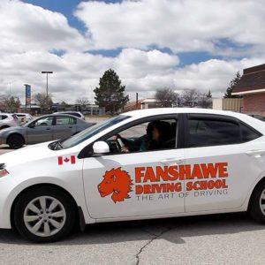 fanshawe driving school