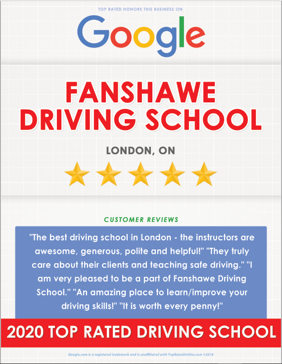 2020 top rated driving school